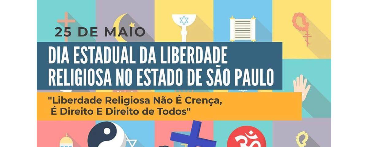 Dia Estadual da Liberdade Religiosa de São Paulo