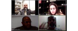 Reunião Virtual da Comissão de Direitos Humanos