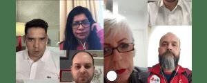 Reunião da Diretoria Executiva da OAB Guarulhos