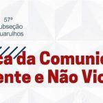 08/06 – A prática da Comunicação Consciente e Não Violenta