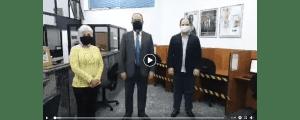 Espaço de convivência e Coworking na sede da OAB Guarulhos (vídeo)
