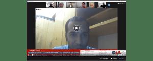 """Transmissão do evento online sobre o tema: """"Vantagens do Cooperativismo em Tempos de Crise"""" (vídeo)"""
