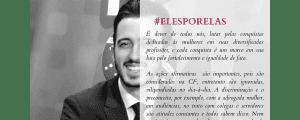 #ElesPorElas – Testemunho do Dr. Felipe Hilton
