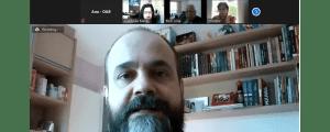 Reunião do Grupo de Trabalho Multidisciplinar