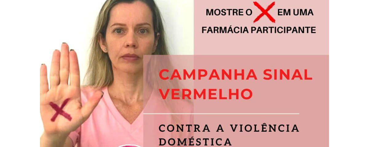 Você não está sozinha – Campanha Sinal Vermelho – Dra. Alessandra Kasten