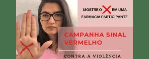 Você não está sozinha – Campanha Sinal Vermelho – Dra. Gabriella Silvestre