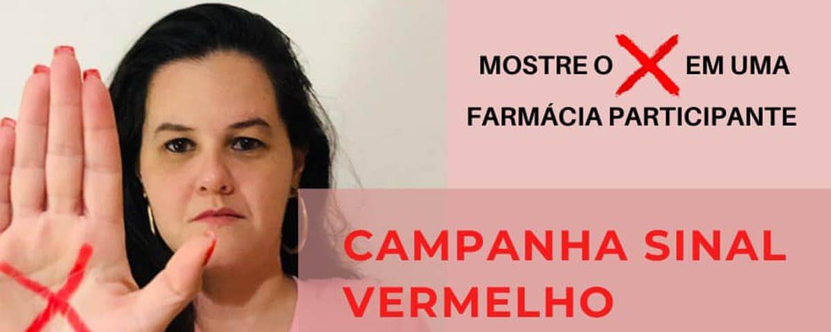 Você não está sozinha! Campanha Sinal Vermelho – Dra. Thais Cunha Tuzi de Oliveira