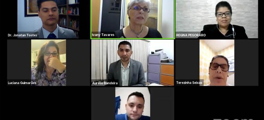 """Webinar sobre o tema: """"Os desafios da educação telepresencial"""""""