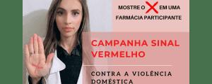Você não está sozinha! Campanha Sinal Vermelho – Dra. Nathalia Miranda