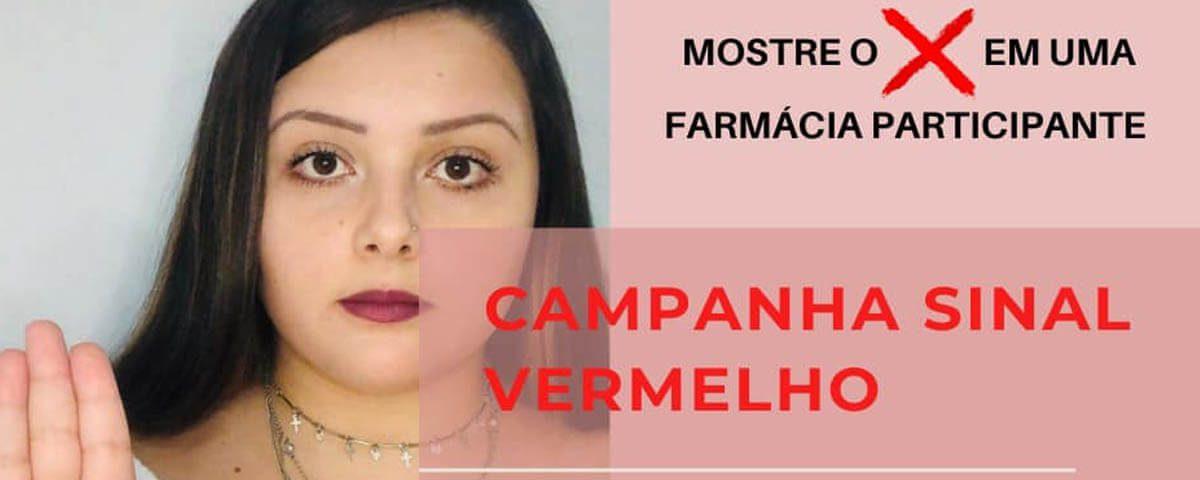 Você não está sozinha! Campanha Sinal Vermelho – Dra. Patricia Mendes Ferreira