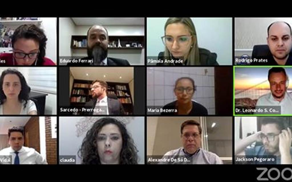Transmissão da webinar sobre o tema: Dia Municipal das Prerrogativas da Advocacia Guarulhense – Participação na 23ª Edição da Escolinha da Advocacia