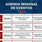 Agenda Semanal de Eventos