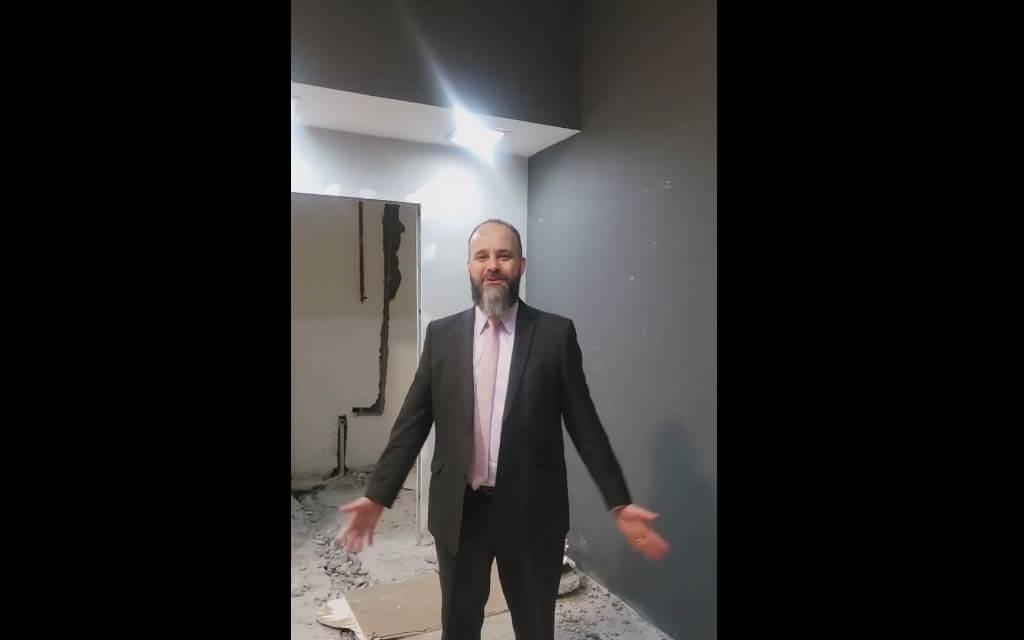 Andamento das obras no Polo Bonsucesso/Pimentas(vídeo)