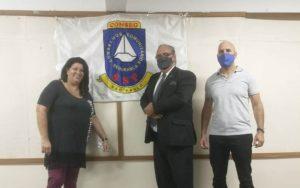 Reunião Ordinária do CONSEG Taboão e Região