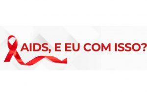 """A Comissão da Diversidade Sexual realizou a webinar sobre o tema: """"Aids, e eu com isso"""""""
