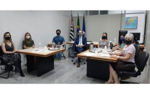 Read more about the article A OAB Guarulhos esteve em reunião para tratar de questões pertinentes aos Juizados Especiais Federais da Comarca de Guarulhos