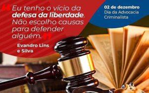 Read more about the article Dia da Advocacia Criminalista