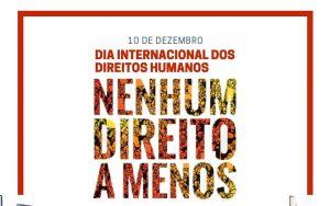Read more about the article Dia dos Direitos Humanos