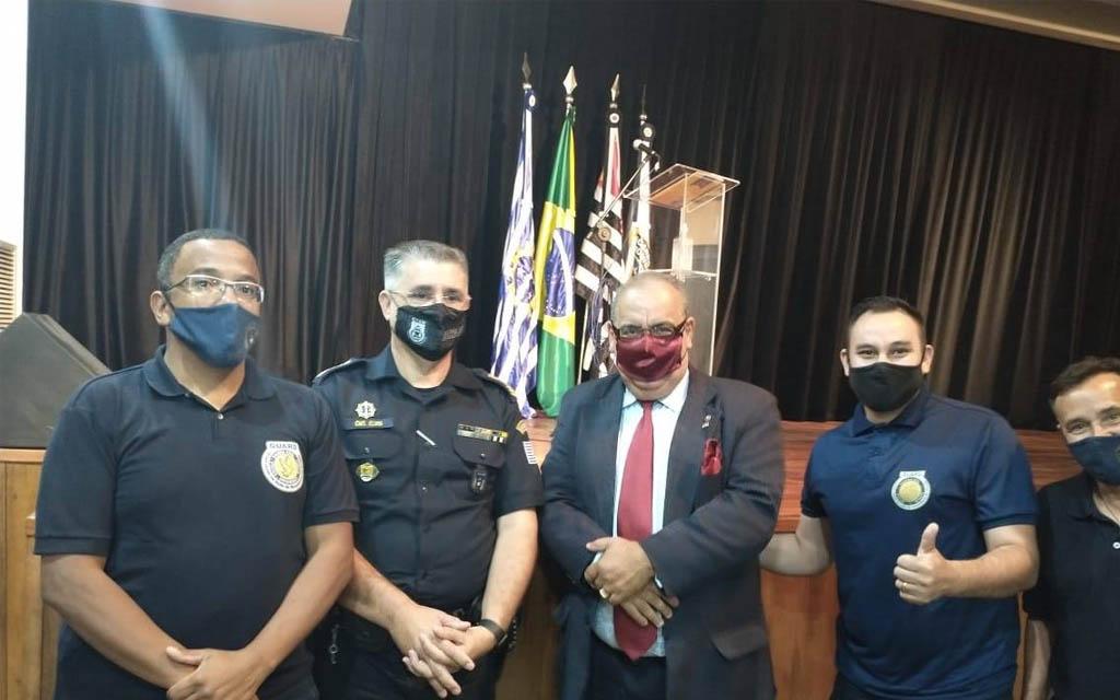 Seminário Guarda Civil, na cidade de São José dos Campos/SP