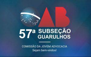 A OAB Guarulhos parabeniza os aprovados no exame de ordem!