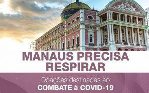 🌎 Manaus Precisa Respirar