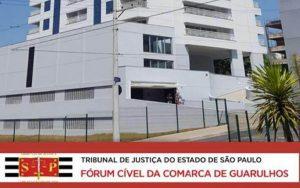 Relatório de atividades realizadas pelo Poder Judiciário na Cidade de Guarulhos no ano de 2020 e a prestação de contas sobre a instalação do novo Fórum Cível