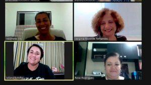 Reunião da Comissão da Mulher Advogada