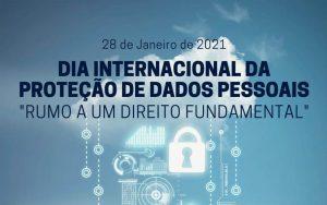 Dia Internacional da Proteção de Dados Pessoais