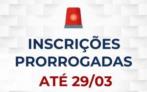 ATENÇÃO – INSCRIÇÕES PRORROGADAS PARA 29/03 – Pós Graduação ESA Guarulhos 2021-2022