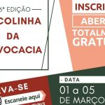 01 a 05.03 – 26ª Edição da Escolinha da Advocacia