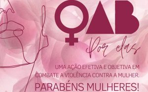 Projeto OAB Por Elas