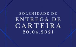 A OAB Guarulhos realizou a II Solenidade de Entrega de Carteiras Virtual de 2021