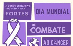 O melhor remédio é sempre a prevenção – 8 de abril – Dia Mundial de Combate ao Câncer