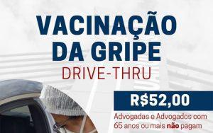 Campanha de Vacinação Contra Gripe OAB Guarulhos e CAASP