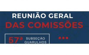 Reunião Geral de Comissões