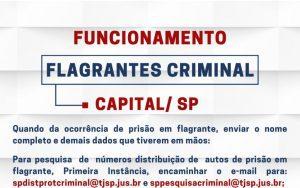 Flagrantes Criminal