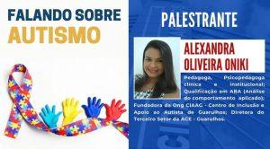 """Read more about the article Transmissão da webinar sobre o tema: """"Falando sobre Autismo"""""""
