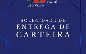 Read more about the article III Solenidade de Entrega de Carteiras Virtual de 2021