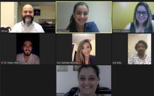 Read more about the article Reunião da Comissão de Comunicação