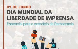 Read more about the article Dia Mundial da Liberdade de Imprensa