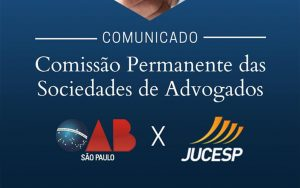 Read more about the article Comissão Permanente das Sociedades de Advogados