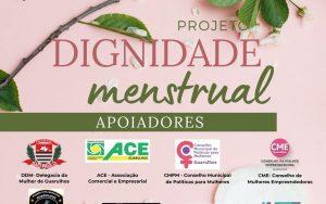 Read more about the article Apoiadores do Projeto Dignidade Menstrual