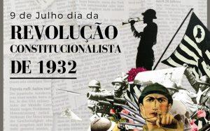 Read more about the article 09 de Julho – Dia da Revolução Constitucionalista de 1932