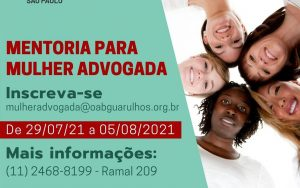 Read more about the article Mentoria para a Mulher Advogada