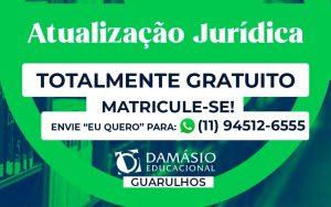 Read more about the article Atualização Jurídica – Dámasio