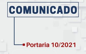 Read more about the article Portaria 10/2021