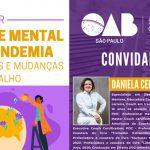 29/09 – Saúde Mental na Pandemia – Desafios e Mudanças no Trabalho