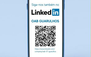 Read more about the article OAB Guarulhos também está no Linkedin!