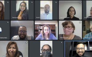 Read more about the article Reunião da Comissão da Jovem Advocacia