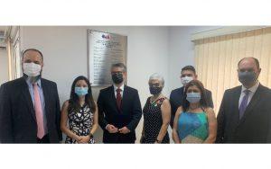 Read more about the article Reinauguração da sala de atendimento da OAB Guarulhos no Fórum Cível